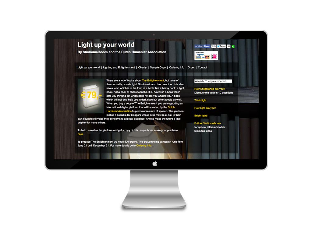 Lightup-web