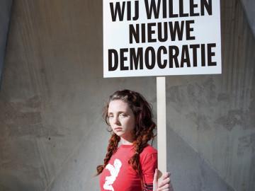Nieuwe democratie